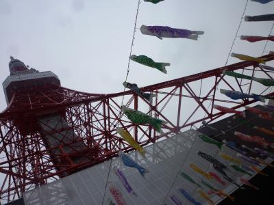 東京タワー2014②