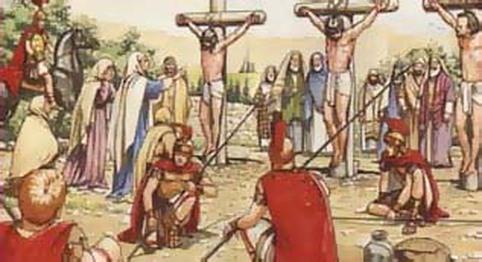 2三本の十字架