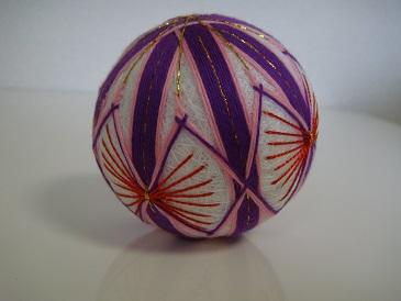 紫巻き玉2