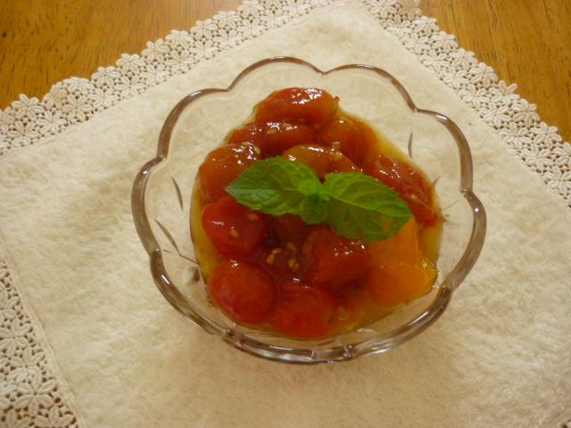 プチトマトのジャム
