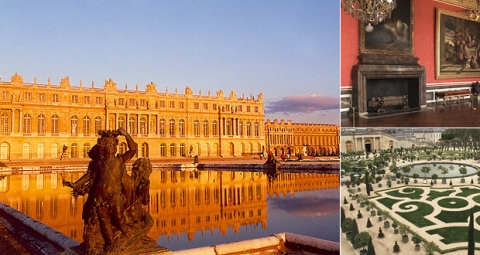 ベルサイユ宮殿その2