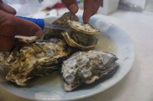 牡蠣料理 3