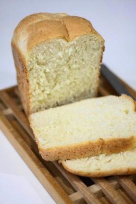 薄力粉だけでできちゃう早焼き食パン1