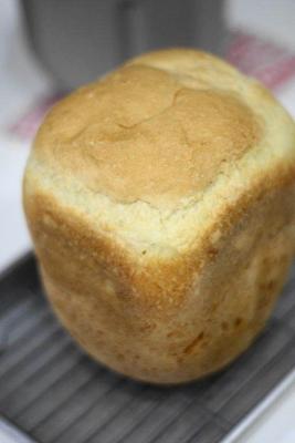 薄力粉だけでできちゃう早焼き食パン2