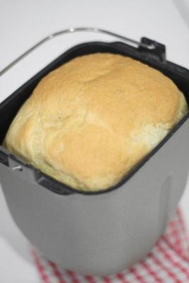 薄力粉だけでできちゃう早焼き食パン3
