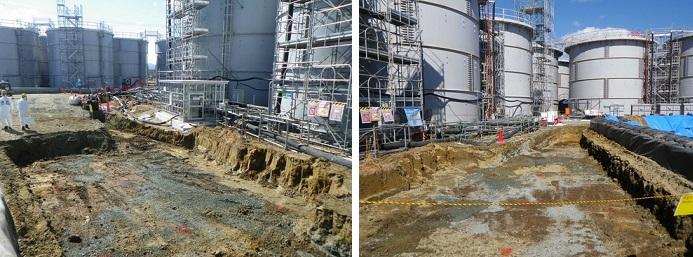 100トンの汚染水漏れ-1-