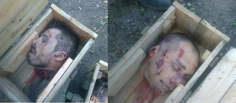 ウクライナ政府軍と戦った 「懲罰」