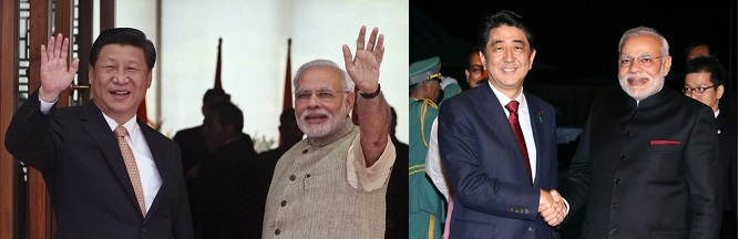 中国、インドの上海協力機構加盟を支持
