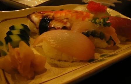 ぶんじ:寿司