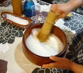 八重山美ら味堂:ぶくぶく茶体験4