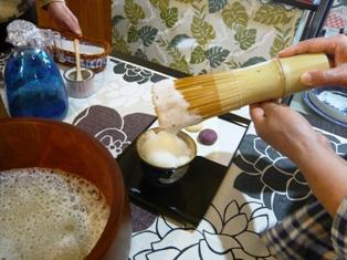 八重山美ら味堂:ぶくぶく茶体験6
