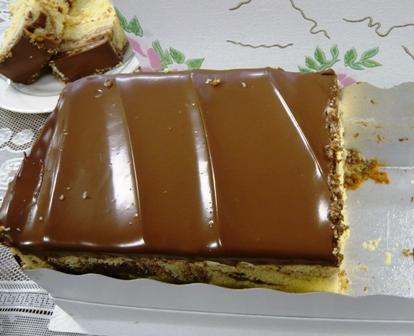 トーエ洋菓子店:マーブルケーキ