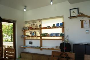 ハイタイドカフェ:店内3