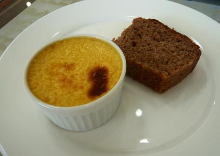 ハイタイドカフェ:デザート