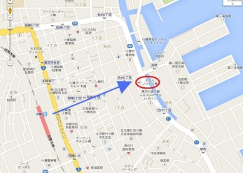 小樽地図ホテル