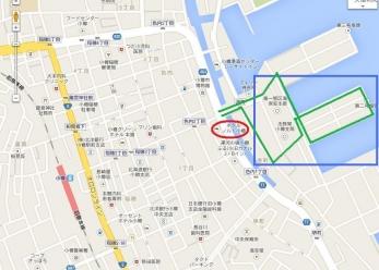 小樽地図散歩コース
