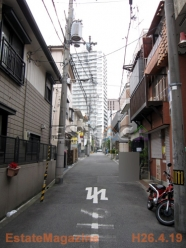 阿倍野筋道路