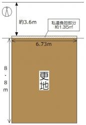阪南町3丁目図面