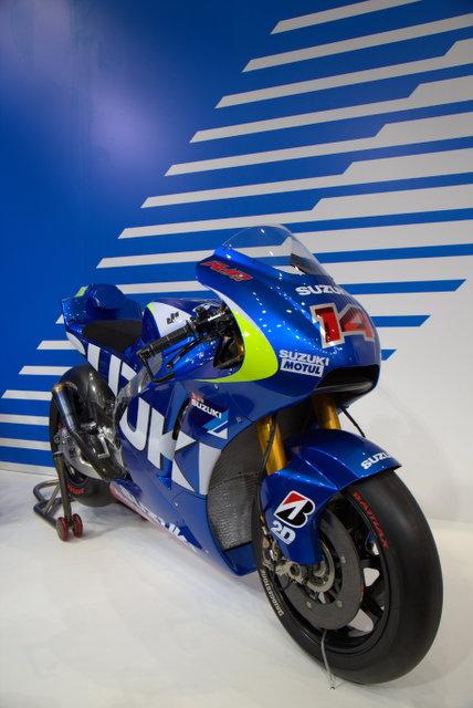 モーターサイクルショー2014 2