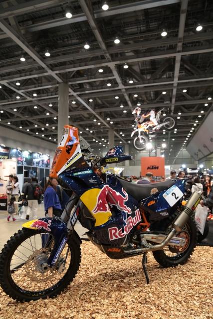 モーターサイクルショー2014 3