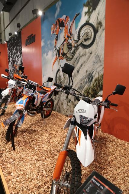 モーターサイクルショー2014 4