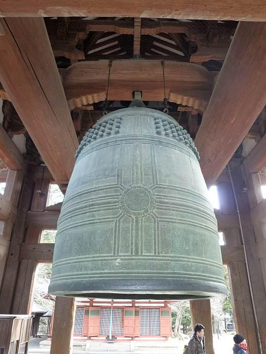 東大寺大鐘