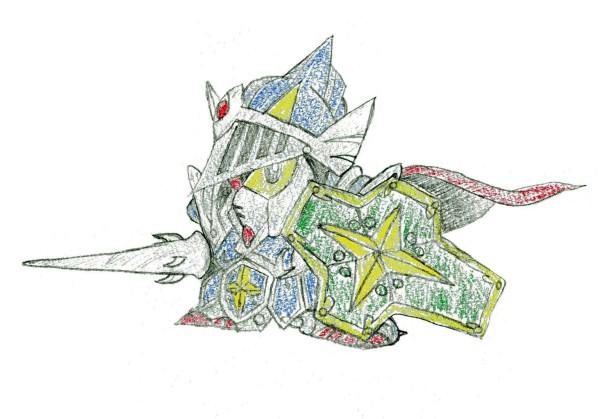 騎士ガンダム(スキャナー)