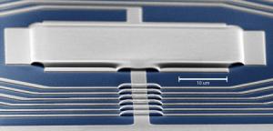 tiny aluminum device