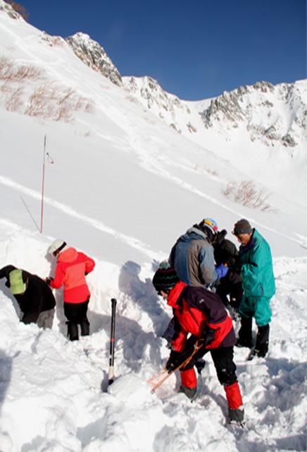2014年 全国雪崩 (13)