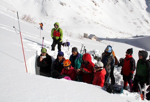 2014年 全国雪崩 (15)