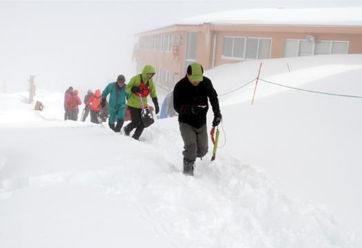 2014年 全国雪崩 (29)