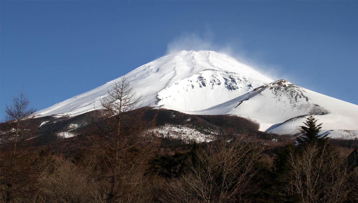 3月21日の富士山(1)