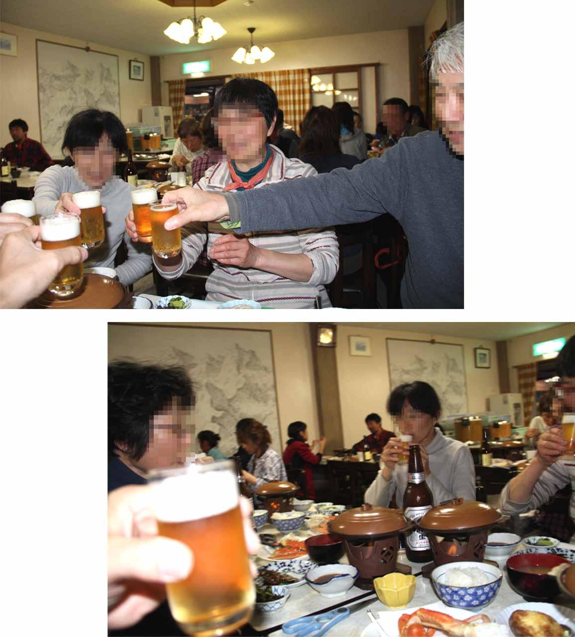 谷川岳雪中捜索訓練(98)