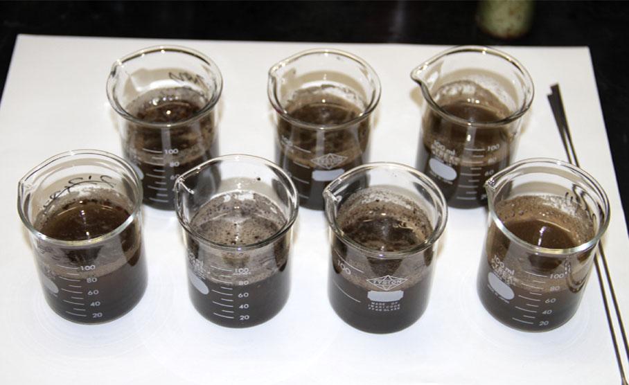 バラの土壌のpH調査(2)