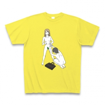さぁ私の為に働きなさぁい♪Tシャツ