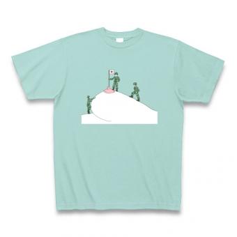 クライミング02 Tシャツ