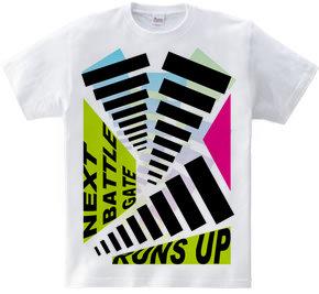 Next Battle Gate Tシャツ