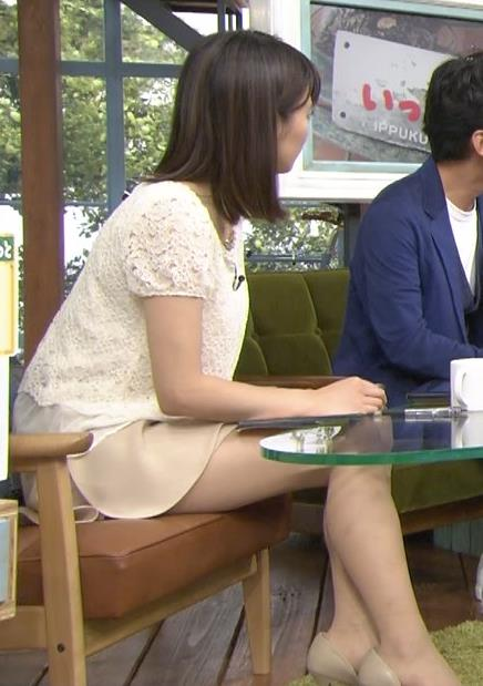 枡田絵理奈 太ももキャプ・エロ画像5