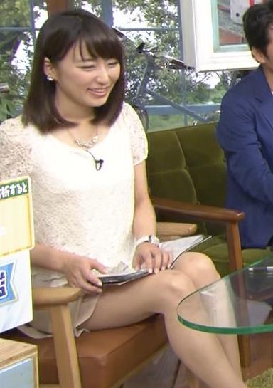 枡田絵理奈 太ももキャプ・エロ画像6