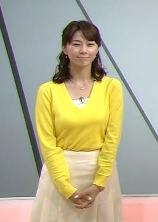 杉浦友紀 横乳キャプ・エロ画像2