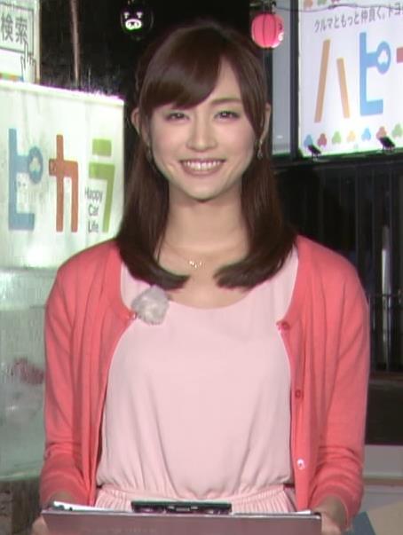 新井恵理那  (情報7days ニュースキャスター 20140831)キャプ・エロ画像2