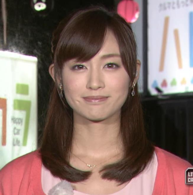 新井恵理那  (情報7days ニュースキャスター 20140831)キャプ・エロ画像3