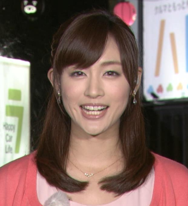 新井恵理那  (情報7days ニュースキャスター 20140831)キャプ・エロ画像4