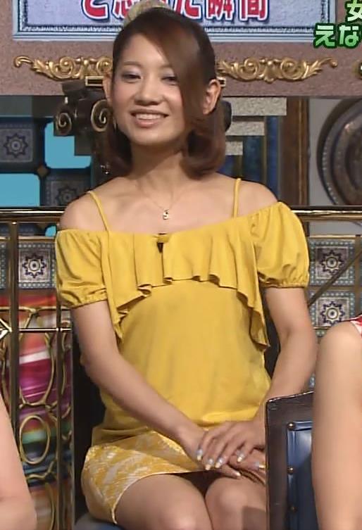 大渕愛子 パンチラキャプ・エロ画像4