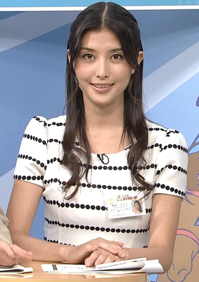 橋本マナミ ミニスカートキャプ・エロ画像2