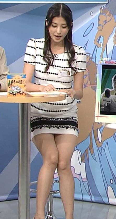 橋本マナミ ミニスカートキャプ・エロ画像3