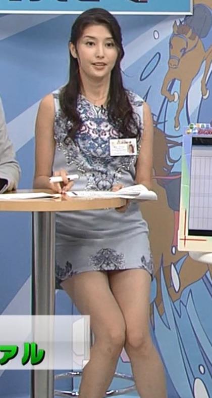 橋本マナミ ミニスカートキャプ・エロ画像6