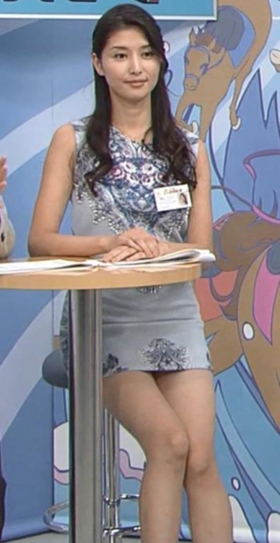 橋本マナミ ミニスカートキャプ・エロ画像8