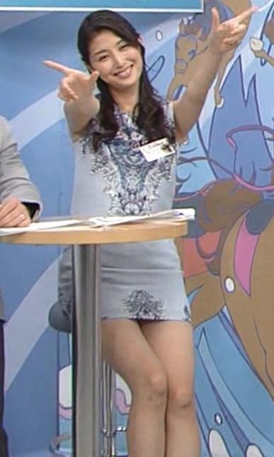 橋本マナミ ミニスカートキャプ・エロ画像9