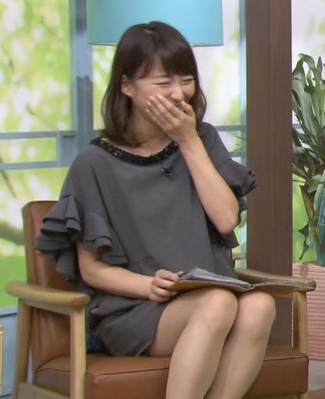 枡田絵理奈 太ももキャプ・エロ画像2